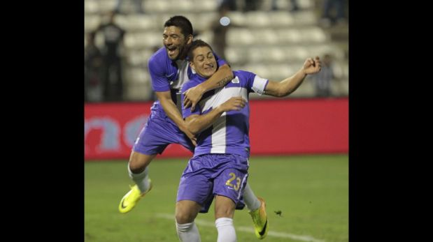 Alianza Lima apabulló 3-0 a Pacífico FC y se metió en la pelea en la liguilla impar [FOTOS]