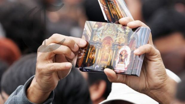 Octubre, el mes del Señor de los Milagros y también de los ambulantes