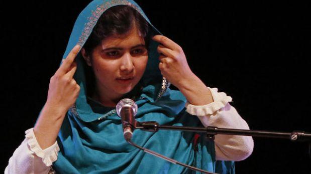 """Malala Yousafzai sobre su premio Sájarov: """"Espero seguir dando voz a niños sin voz"""""""