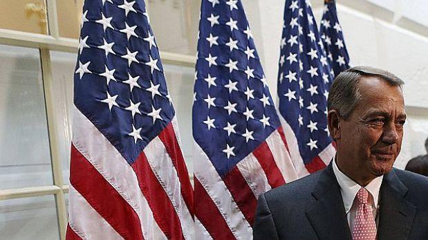 Republicanos proponen aumentar techo de deuda en EE.UU. por seis semanas