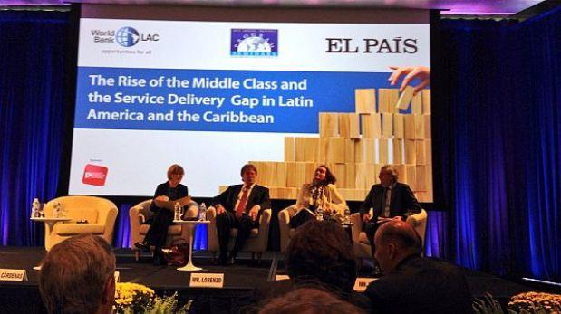 BM: la clase media ya superó a la población en pobreza en Latinoamérica