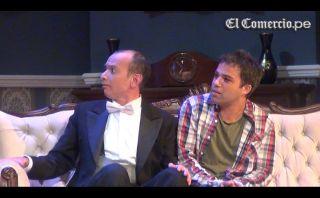 """""""A la gente le gusta el té"""", una hilarante comedia de enredos [VIDEO]"""