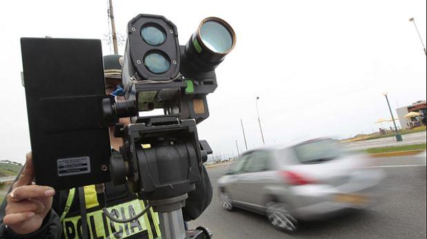 Distritos de Lima cambian sin consulta los límites de velocidad de calles