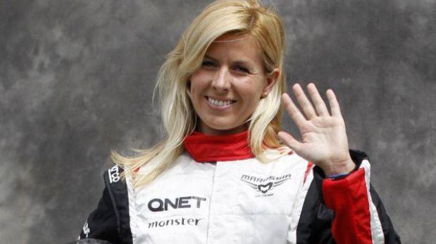Famosa ex piloto española María de Villota fue hallada muerta