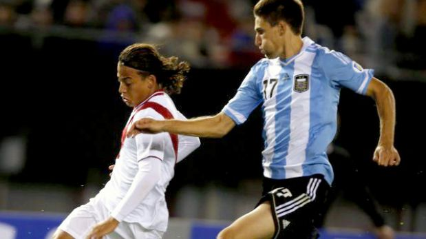 """El debut de Benavente en Eliminatorias: """"No se amilanó ante Argentina"""""""