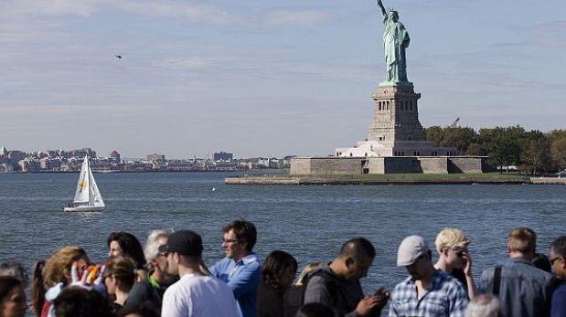 EE.UU.: Estatua de la Libertad y Gran Cañón abrirán temporalmente sus puertas