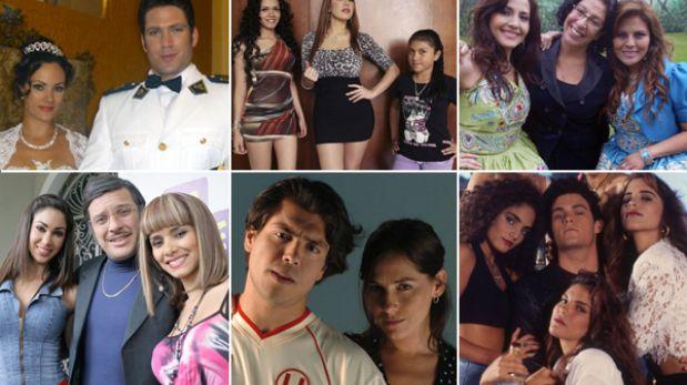 """Las 10 """"biografías"""" de personajes peruanos más recordadas de la TV"""