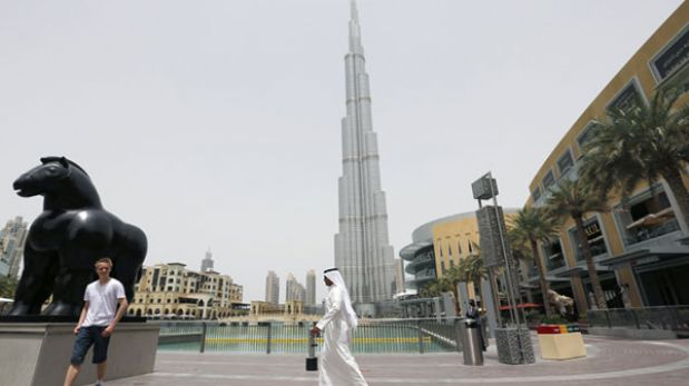 Los mayordomos de lujo de Dubái
