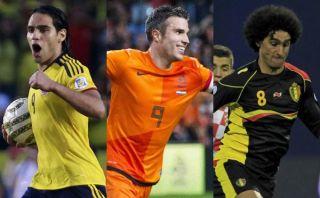 Selección colombiana pactó amistosos con mundialistas Holanda y Bélgica