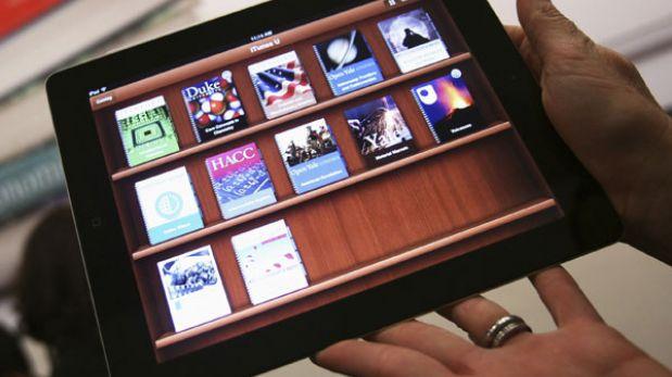 Cinco formas de leer los e-books en tu tablet