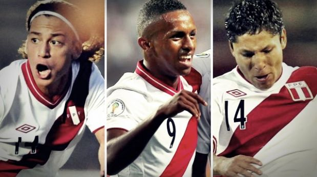 Estos son los 31 futbolistas peruanos seleccionables para Rusia 2018