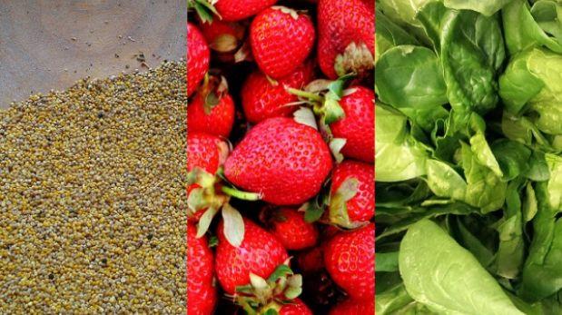 Cinco alimentos que te ayudarán a aliviar los dolores de cabeza