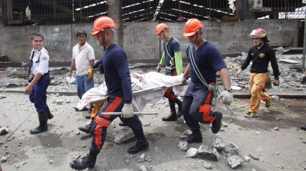 Más allá de la tragedia: Filipinas y una historia en común con el Perú