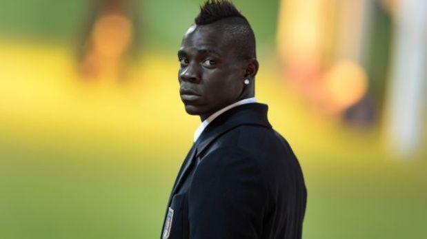 Por Balotelli: jugadores italianos no podrán usar Twitter en Brasil 2014