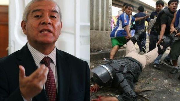 """Pedraza: sentencia en Caso La Parada """"es benigna y no ayuda a construir respeto"""" a la policía"""