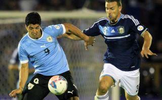 Uruguay ganó 3-2 a Argentina pero deberá jugar el repechaje [VIDEO]