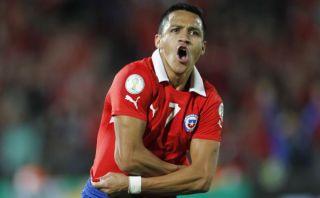 """Alexis Sánchez festeja clasificación de Chile al Mundial: """"Quiero ser campeón del mundo"""""""