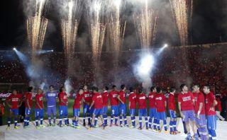 Chile: festejos por clasificación a Brasil 2014 dejan 25 detenidos, saqueos y daños