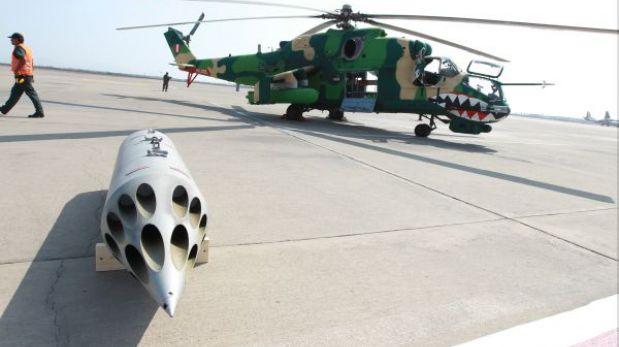 Rusia propuso al Perú abrir un centro de reparación de helicópteros