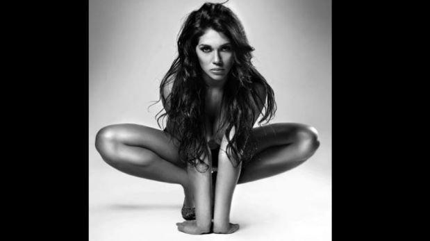 Vania Bludau al desnudo en una inquietante sesión fotográfica [FOTOS]