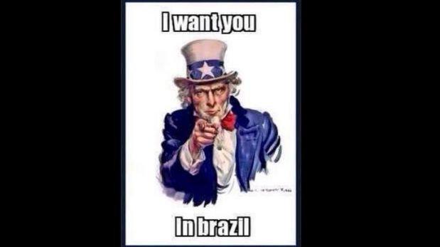 """""""Thank you, USA"""" y """"De nada, México"""": los memes por la clasificación azteca al repechaje rumbo a Brasil 2014 [FOTOS]"""