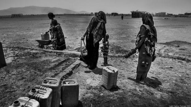 La vida en la etnia africana Afar, lo más parecido al infierno [FOTOS]