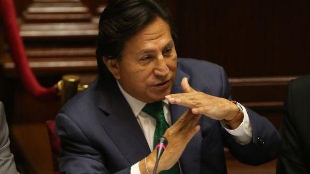 Alejandro Toledo negoció precio de oficina en Surco, afirmó empresario