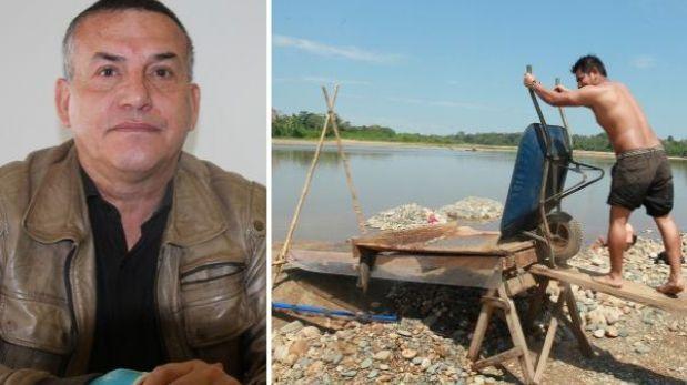 Minería ilegal: anuncian construcción de puesto de control en Inambari