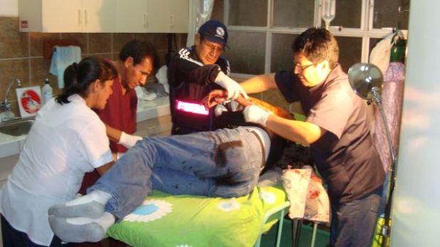 Delincuentes armados mataron a dos personas durante asalto en Ayacucho