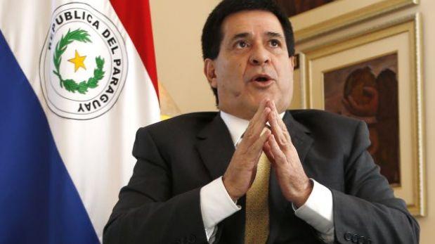 EE.UU.: hijo de presidente paraguayo Horacio Cartes fue detenido