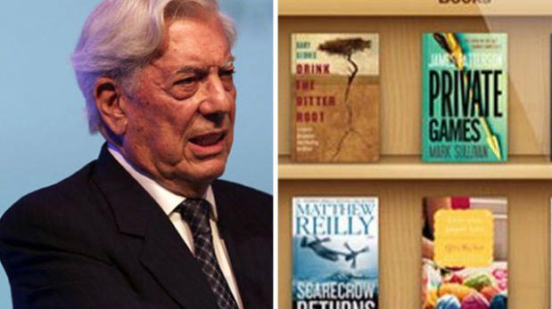 """Mario Vargas Llosa contra el e-book: """"La literatura para pantalla será conformista"""""""