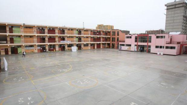 Colegios de Lima Metropolitana no tendrán clases el 22 y 25 de noviembre