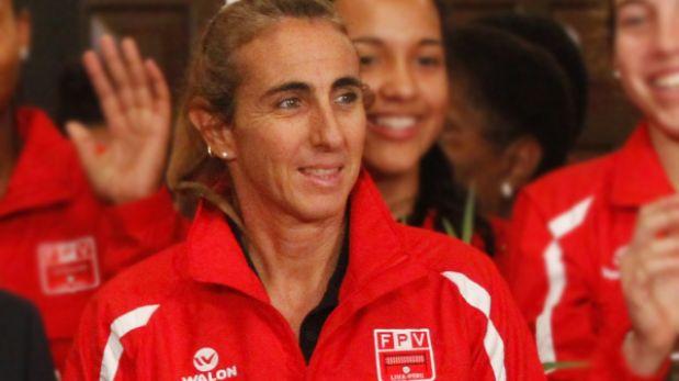 Natalia Málaga es el personaje del año para los peruanos