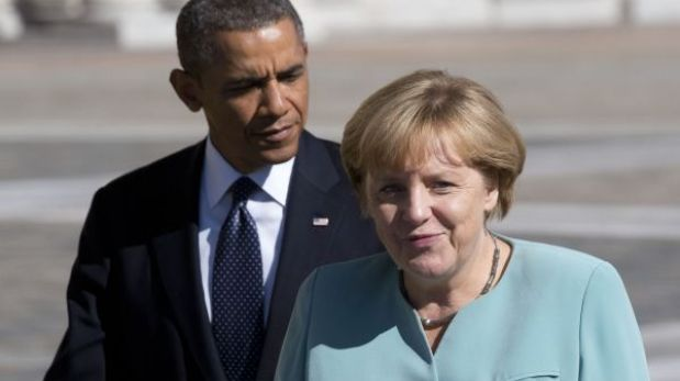 Obama estaría dispuesto a suspender espionaje a líderes de países aliados