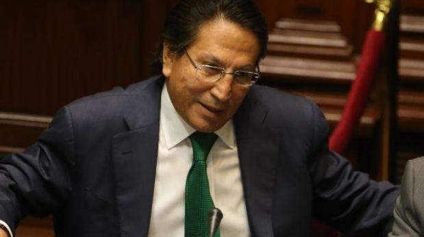 Toledo presentó hábeas corpus contra el Congreso por Caso Ecoteva
