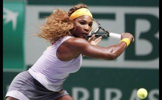 Serena Williams ganó y continúa imparable en el Masters de Estambul