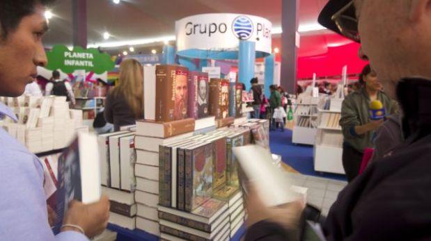 Feria del Libro Ricardo Palma abre hoy sus puertas
