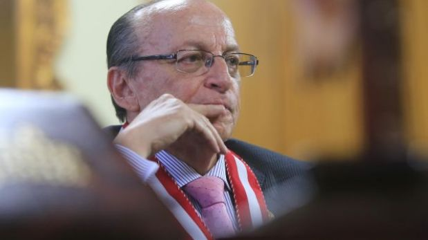 Fiscal del caso 'narcoindultos' recibió amenazas, denunció titular del Ministerio Público