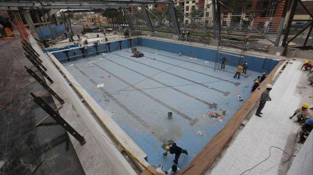 Juegos Bolivarianos 2013: obras están retrasadas a 22 días del evento [FOTOS]