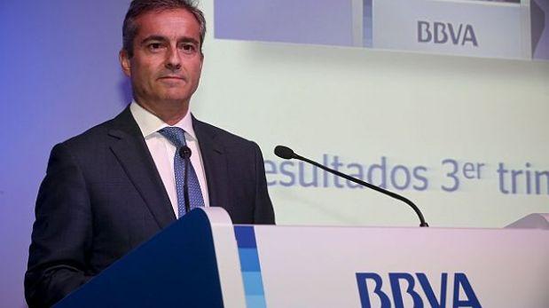 Grupo BBVA facturó 3.077 millones de euros entre enero y setiembre