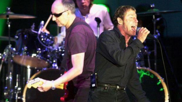 The Who se despedirá de los escenarios en el 2015