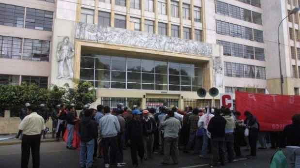 Inspectores laborales pusieron fin a su huelga indefinida
