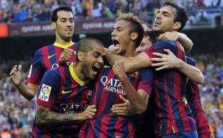 Mira el golazo de Neymar en el clásico Barcelona-Real Madrid [VIDEO]