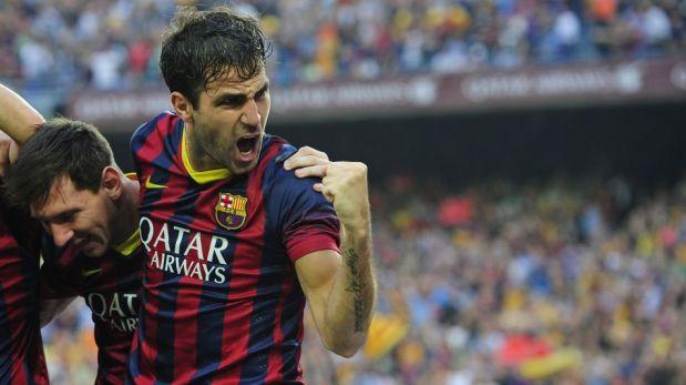 Los gestos más elocuentes del clásico español que terminó a favor del Barcelona [FOTOS]