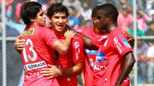 Juan Aurich igualó 2-2 con San Martín y sigue invicto con Mosquera