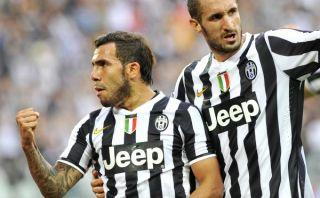 Tevez marcó un golazo y logró que Juventus sea escolta de la Roma [VIDEO]