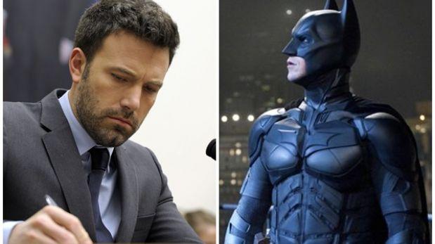"""Ben Affleck: """"No quería ser Batman, sentía que no encajaba"""""""
