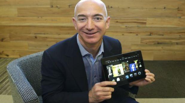 """Autor de libro sobre Jeff Bezos: """"Solo está al principio de lo que quiere"""""""