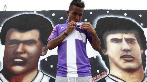 Junior Ponce, el delantero que sentó a Cristian Benavente en la Sub 17