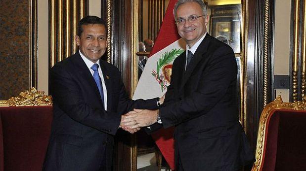 Cinco países muestran interés por cooperar con el Perú en sector Defensa